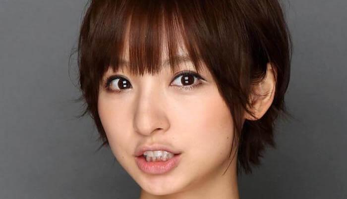 篠田麻里子、現在の彼氏の顔公開...