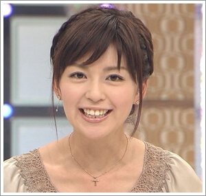 中野美奈子、現在ではシンガポー...