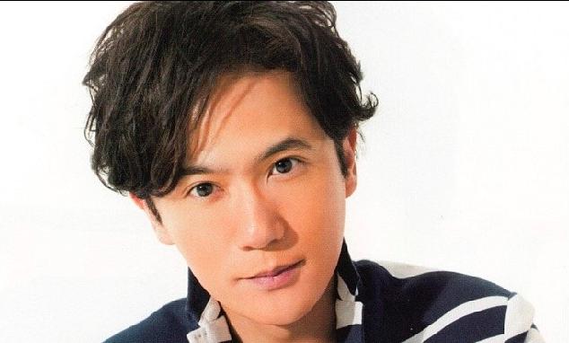 髪型もいい稲垣吾郎
